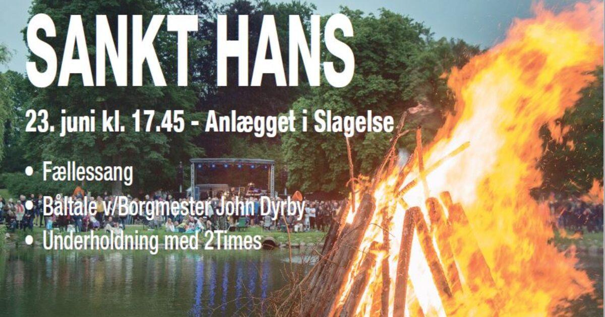 Sankt Hans 23. juni 2019