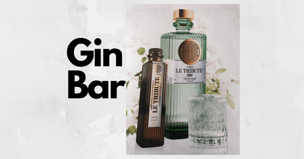 Gin Bar Lørdag