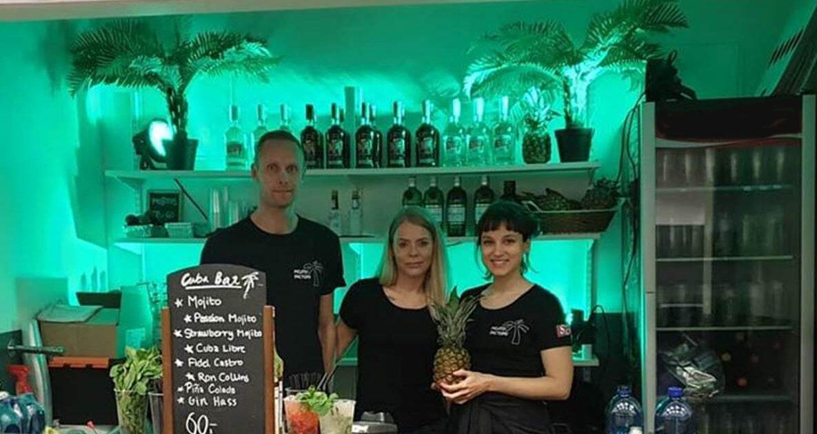 Mojito Bar Lørdag