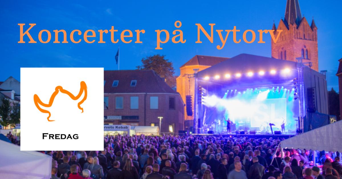 Events/koncerter 2. juli 2021