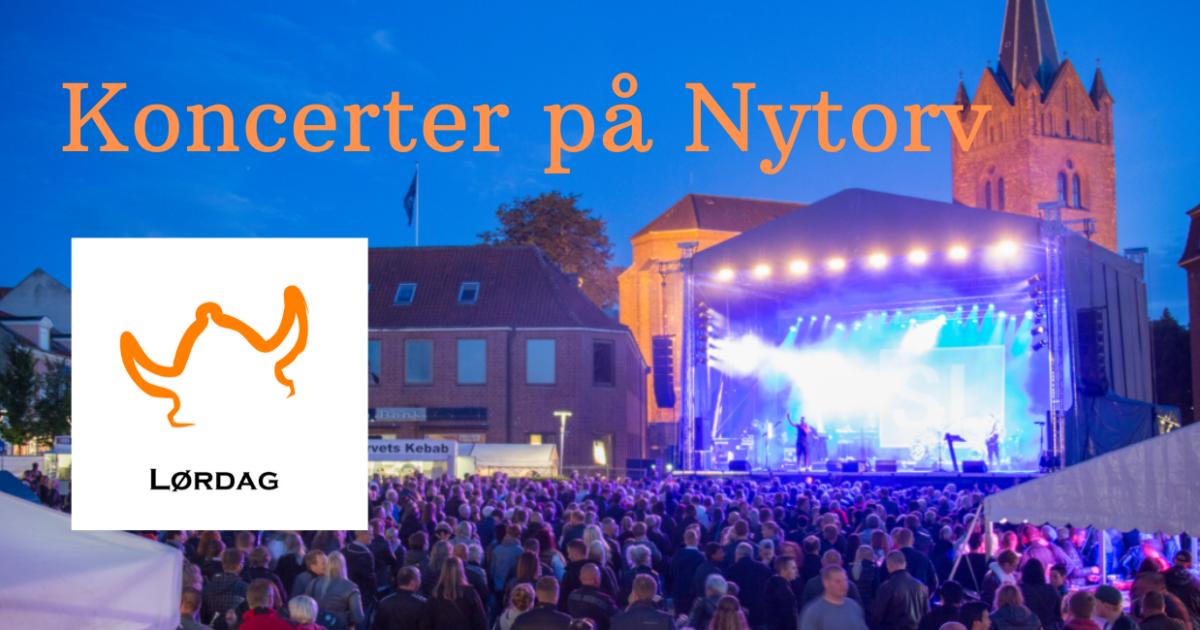 Events/koncerter 3. juli 2021