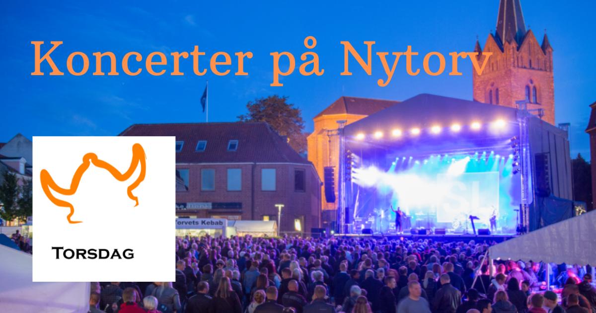 Events/koncerter 1. juli 2021