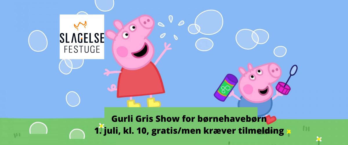 Gurli Gris Show